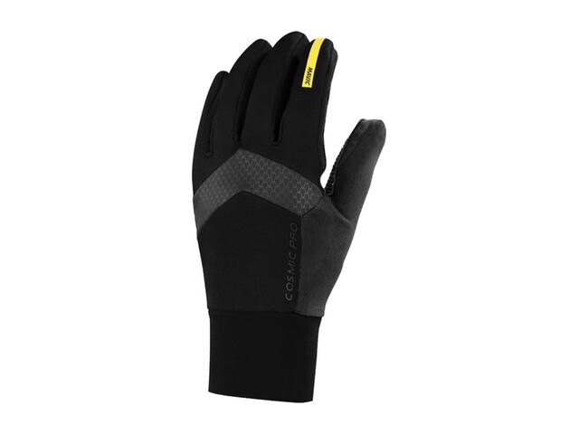 Mavic Cosmic Pro Wind Gloves Yellow Mavic